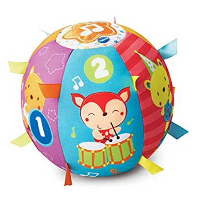 VTech Baby Lil' Critters Roll and Discover Ball by V Tech that we recomend personally.
