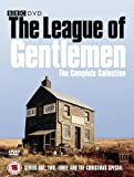 The Complete League Of Gentlemen [DVD] [1999]