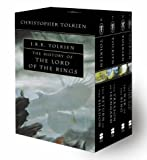 J. R. R. Tolkien The History of the Lord of the Rings: Box Set (The History of Middle-Earth)