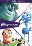 Toy Story/Toy Story 2/A Bug's Life/Monsters Inc. [DVD] [2002]