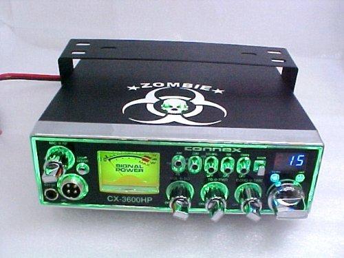 Custom Zombie Amps Connex 3600Hp 10 Meter Radio Echo Talkback Roger Beep