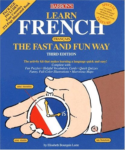 Learn French the Fast and Fun Way with Cassettes
