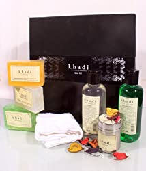 Khadi Herbal Spa Kit