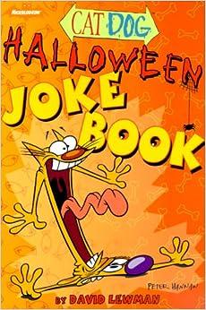 CatDog Halloween Joke Book (Nickelodeon CatDog): David Lewman, Peter