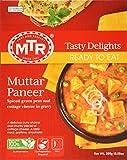 MTR Ready-to-eat Variety Pack - Palak Paneer - 300g / Shahi Paneer - 300g / Paneer Butter Masala - 300g (Total of 3 Packs)