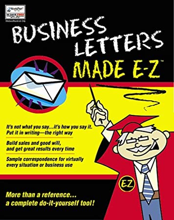 Business Letters Made E-Z