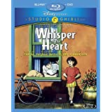Whisper of the Heart [Blu-ray + DVD]by Britney Snow