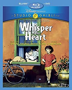 Whisper of the Heart [Blu-ray + DVD]