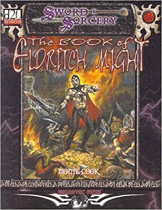 Book of Eldritch Might (Sword Sorcery) (Bk. 1)