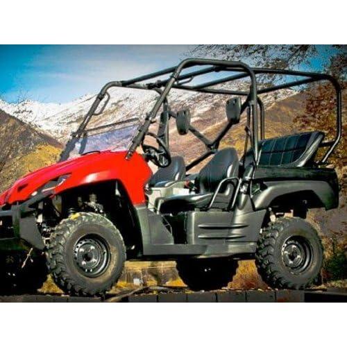 : UTV Mountain Kawasaki Teryx Back Seat and Roll Cage Kit. TERYX-KIT