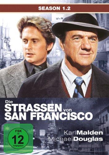 Die Straßen von San Francisco - Season 1.2 [4 DVDs]