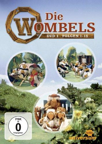 Die Wombels - Folge 01-15
