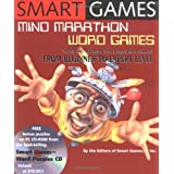 Smart Games: Mind Marathon Word Games: Wordplay, Strategy and Perception Puzzles from Beginner to Expert Level ~ The Editors of Smart...