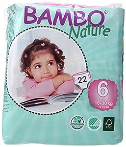Bambo Nature Extra Large Short - Case of 6
