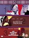 An Officer and a Gentleman / Fatal Attraction / Indecent Proposal [DVD]