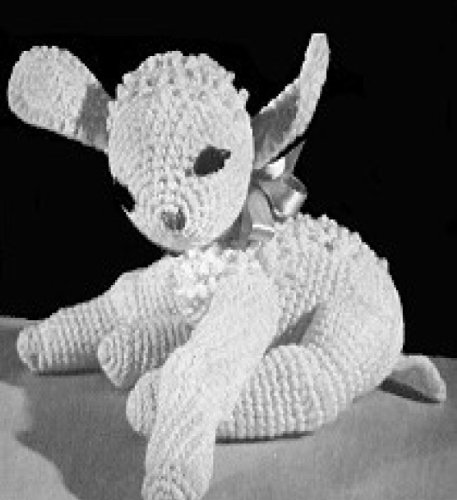 Stuffed Animal Lambs front-1057596