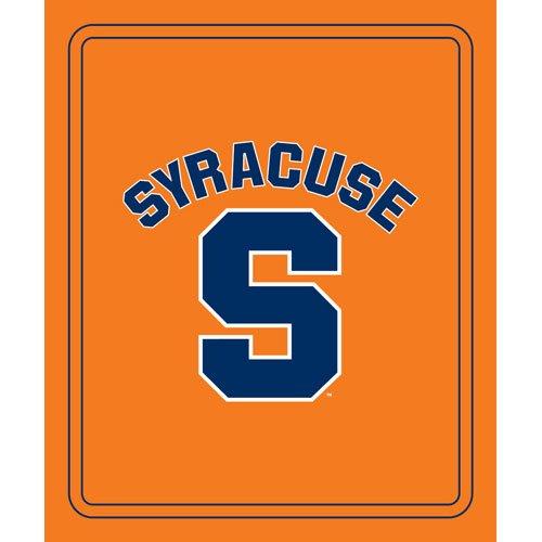 Buy BSS - Syracuse Orangemen NCAA Classic Fleece Blanket