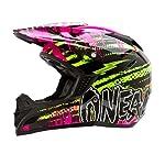O'Neal Racing 5 Series Mayhem Crypt Helmet 2XLarge/Neon