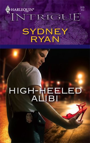 Image for High-Heeled Alibi (Harlequin Intrigue Series)