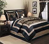 Nanshing America Pastora 7-Piece Queen Comforter Set