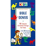 Bible Songs: 16 Classic Christian Songs for Kids [VHS] ~ Cedarmont Kids