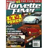 Corvette Fever December 1996 Arctic White '96 & '57 & Rare '71 ZR-1 Corvettes on Cover, LT-1 Power, 50 Top Tech...