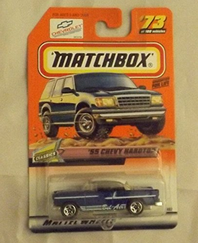 Matchbox - Classics - 73/100 - '55 Chevy Hardtop