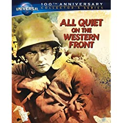 All Quiet on the Western Front Collector's Series [Blu-ray Book + DVD + Digital Copy]