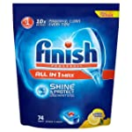 Finish All in One Max Dishwasher Tabl...