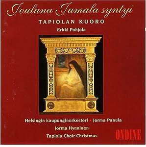"Tapiola Choir:  ""at Christmas,"