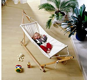 Amazonas AZ-4060000 - Hamaca para bebés (hasta 20 kg) [importado de Alemania]