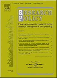 Battles for technological dominance: an integrative framework [An article from: Research Policy]