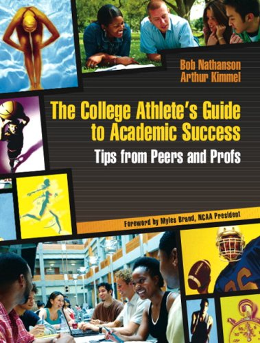 The College Athlete's Guide to Academic Success: Tips...