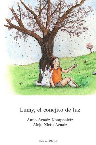 Lumy, el conejito de luz