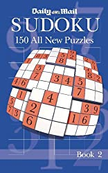The Daily Mail Book of Sudoku: Bk. 2