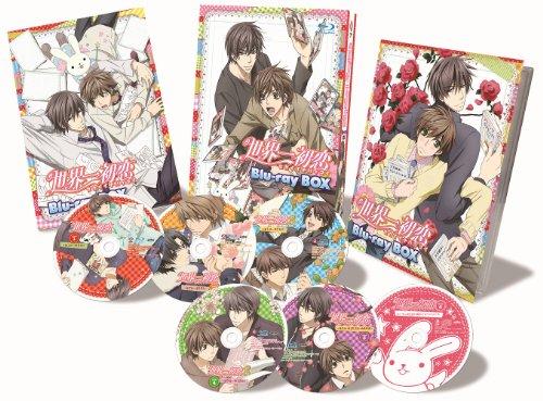 世界一初恋 Blu-ray BOX