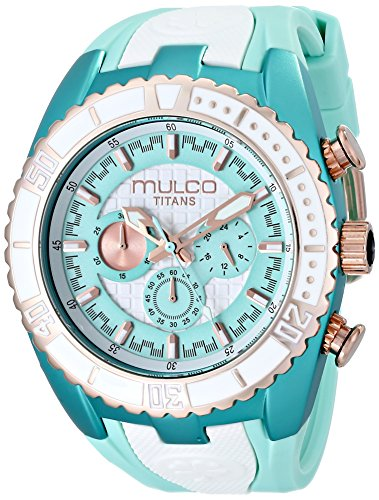 MULCO MW5-1836-433 UNISEX BLACK LEATHER CASE RRP £168 WATCH