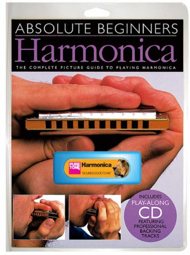 Absolute Beginners: Harmonica - Instrument Pack