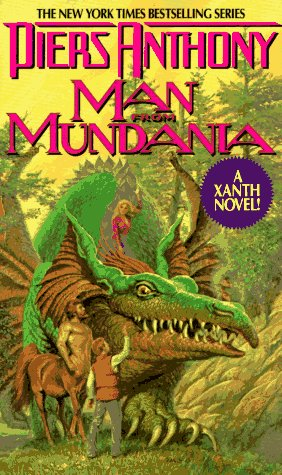 Image for Man from Mundania (Xanth Trilogy, No 12)