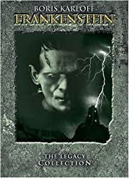 Frankenstein: The Legacy Collection (Frankenstein / The Bride of Frankenstein / Son of Frankenstein / The Ghost of Frankenstein / House of Frankenstein)