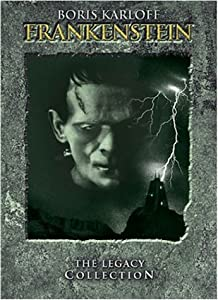 "Cover of ""Frankenstein - The Legacy Colle..."
