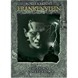 Frankenstein: The Legacy Collection (Frankenstein / The Bride of Frankenstein / Son of Frankenstein / The Ghost of Frankenstein / House of Frankenstein) ~ Boris Karloff