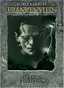 Frankenstein: The Legacy Collection (Frankenstein / The Bride of Frankenstein / Son of Frankenstein / The Ghost of Frankenstein / House of Frankenstein) (Sous-titres français)