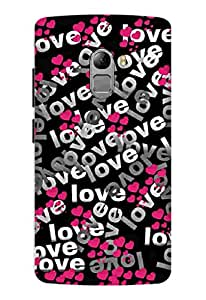 Printed Desginer TPU Back cover for Lenovo Vibe K4 Note - Flexible Protection Case for Lenovo Vibe K4 Note - By Pikway