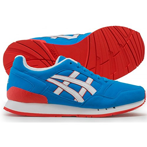 Asics Tiger Sneakers Ragazzo - Pre Atlantis GS - C538Y-4701 - BLUE ASTER/WHITE-40
