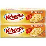 Velveeta Cheese 32 Oz. - 2 Boxes Total 4 Pounds Melts Better