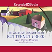The Welcome Committee of Butternut Creek | Jane Myers Perrine
