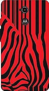 JOHN RICHARD_ HIGH QUALITY SILICON UV PRINTED BACK COVER FOR Motorola Moto E (...