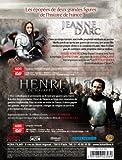 Image de Coffret 2 Héros - 2 Films (Henri de Navarre + Jeanne D'Arc)