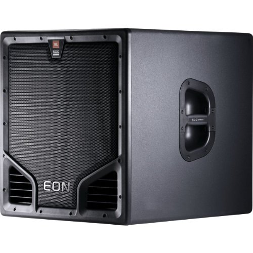 "New Jbl | 500W High-Performance Powered Subwoofer System, Eon518S With 18"" Low-Frequency Driver And Efficient Class-D Digital Amplifier Technology"
